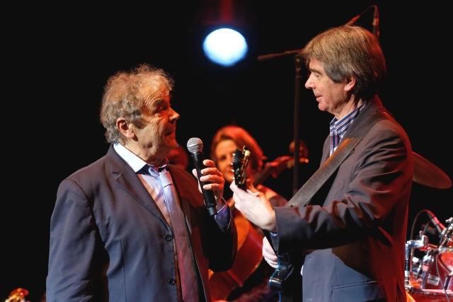 Bruxelles, 27 mars 2014, concert au Cirque Royal