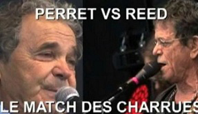 Vieilles Charrues Pierre Perret vs Lou Reed