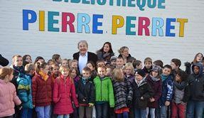 Bibliothèque Pierre Perret à Waremme