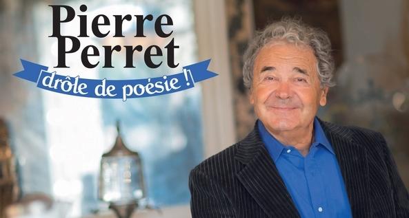 Drôle de poésie le nouvel album de Pierre Perret