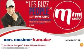 mfm radio Les Buzz People
