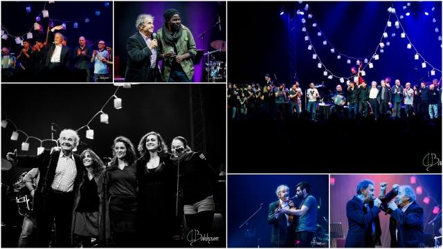 2017-12-10 Paris Salle Pleyel Pierre Perret et sa Tribu