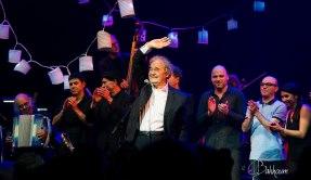 60 ans de carrière concert Salle Pleyel