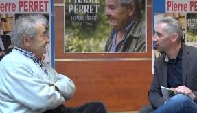 Séance dédicace et interview à Saint Clément